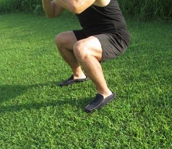 うさぎ跳びは逆効果で意味ない?膝を痛めて悪影響があるってホント?