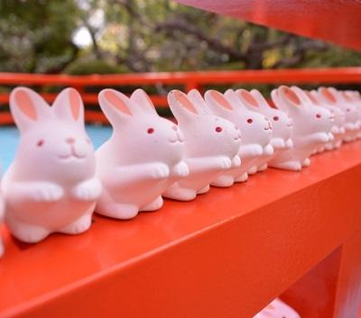 縁結びや安産祈願に!うさぎ神社として有名な京都の岡崎神社とは?