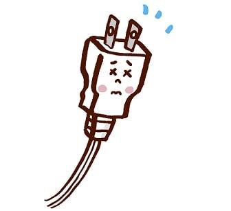 うさぎが電源コードをかじる!対処法と予防法について